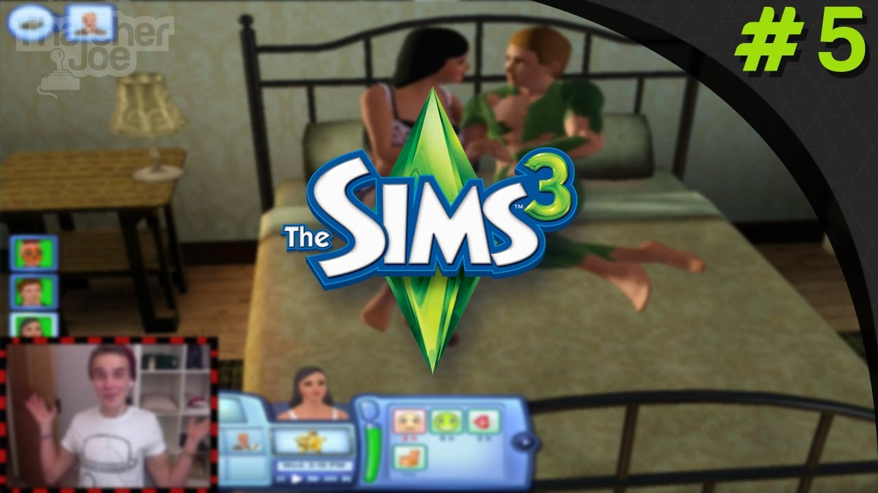 Simsgames that have sex