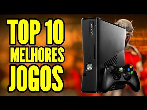 Download TOP 10 MELHORES JOGOS DO XBOX 360 EM 2020