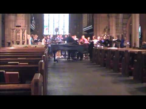 Connetquot Concert Choir Performance - St. Mark's Church, Philadelphia 2014