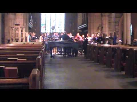 Connetquot Concert Choir Performance - St. Mark's Church, Philadelphia 2014