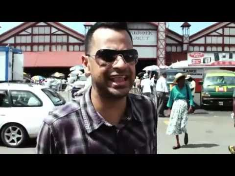 Cyah Come Remix / Wey Yuh Dey - Ravi B ft. Skinny Fabulous (Official Music Video HD)