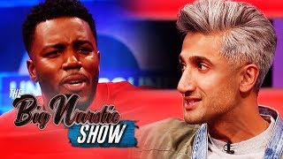 What Americans think of the British Accent | The Big Narstie Show