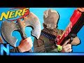 NERF Time Travelers vs Medieval Knights!