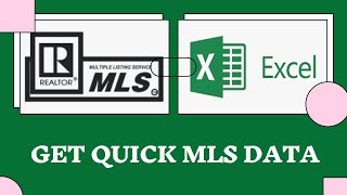 Look at MLS Data with Excel
