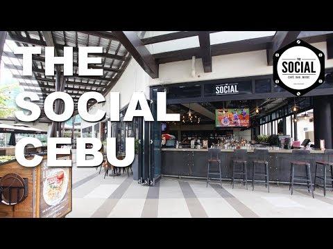 【THE SOCIAL】The Best restaurant in Ayala Malls Cebu