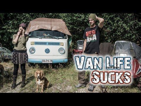 VAN LIFE: 10 WORST THINGS ABOUT LIVING IN A VAN