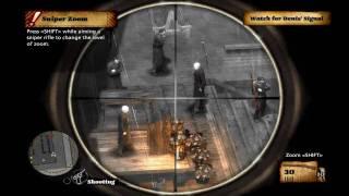 "The Saboteur PC Gameplay Footage ""Unforgiven Sins"" [HD 720p] [Patch 1.03 beta ATI HD4870, Win7 x64]"