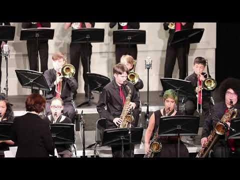 CMEA Jazz East Festival 2019 - Walnut Creek Intermediate School Jazzers