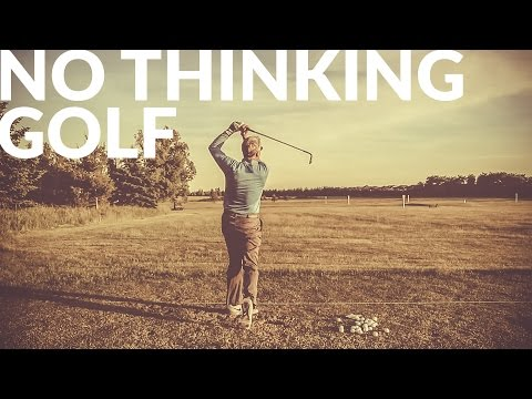 THINKING TOO MUCH AGAIN? IMPORTANT FACTS HERE!- Shawn Clement - Wisdom In Golf