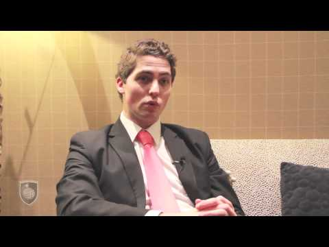Meet with Pierre, Glion Alumni and Revenue Manager at Marriott International