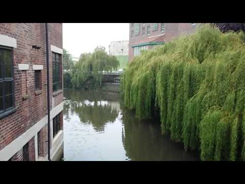The River Foss In York.