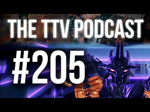 The TTV Podcast - 205 - Leaks on Fleeks