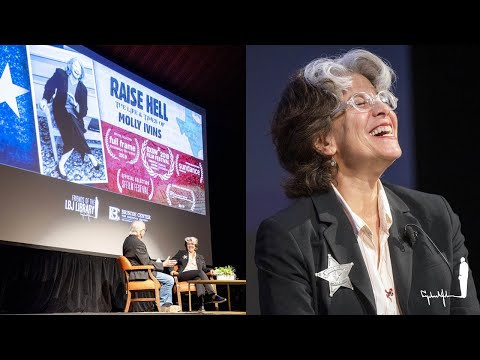 "Discussion: ""Raise Hell: The Life & Times of Molly Ivins"""