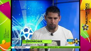 Jonathan Orozco con Don Rober (Parte 2)