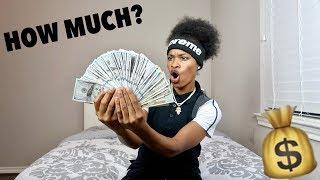 HOW MUCH MONEY DO I MAKE ON YOUTUBE!??
