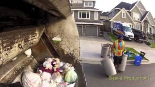 Найсильніший Суррей Частина 4: Aarron Деол ручного збору сміття акція
