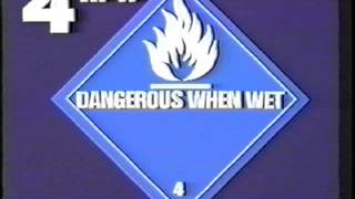 Dangerous Goods Classes