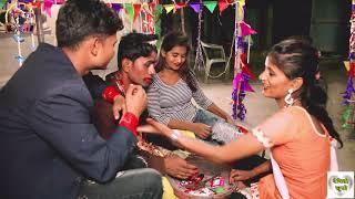 जीजा के साथ फूल माजा    Jija Ke Sath Full Maza    Maithili Comedy  #Maithili_Khushi