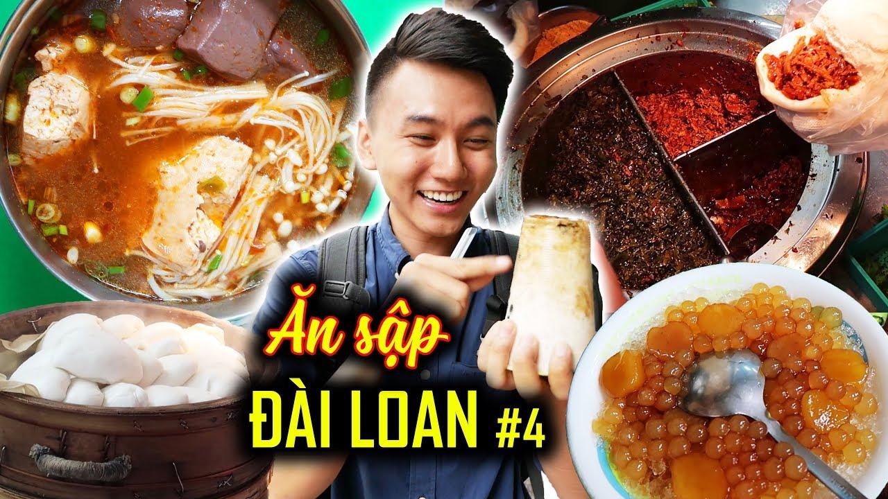 Ăn Sập Đài Loan #4: TAIPEI 101 & NHIỀU MÓN LẠ  Taiwan Travel Guide