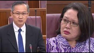 Budget 2018: Sylvia Lim grills Lim Biow Chuan on land sales - 27Feb2018