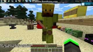 Super Craft Bros Minecraft Hamachi Server Thumbnail