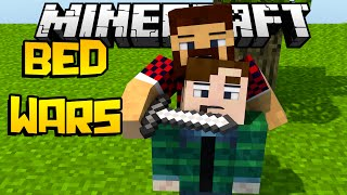 ПОБЕЖДАЕТ ТОЛЬКО ОДИН - Minecraft Bed Wars (Mini-Game)