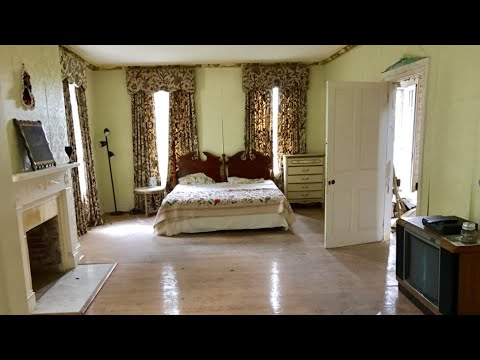 Millionaires ABANDONED Mansion w/ EVERYTHING STILL INSIDE, Owners Personal Belongings Left Behind