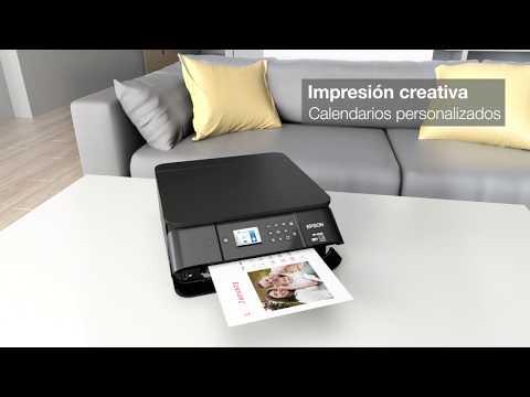 Multifunción Epson Expression XP-6100 ideal para hogares modernos