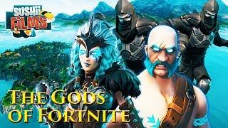 THE GODS SAVE FORTNITE ISLAND | A Fortnite Movie