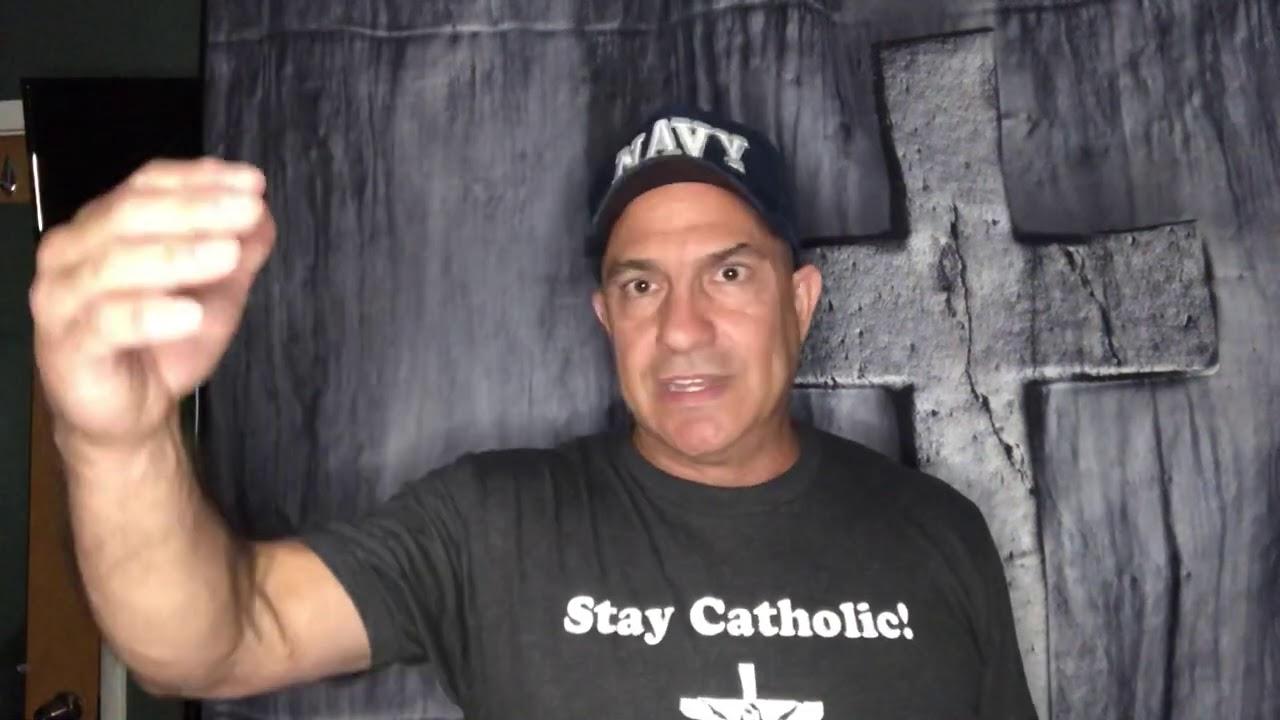 Bishop Barron stands up to Black Lives Matter!