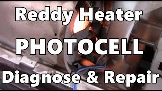 Easily Diagnose -Test and Repair Photocell in Portable Heaters