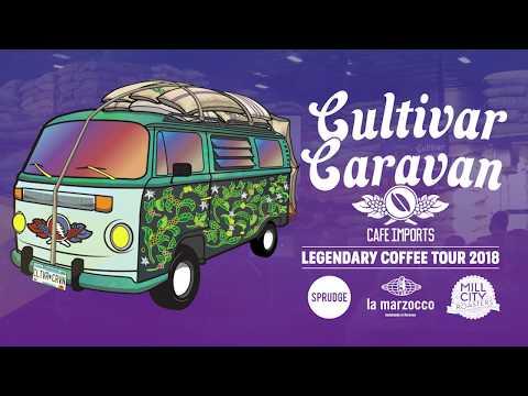 Legendary Coffee Tour 2018: Cultivar Caravan, Minneapolis presentation - May 4th, 2018