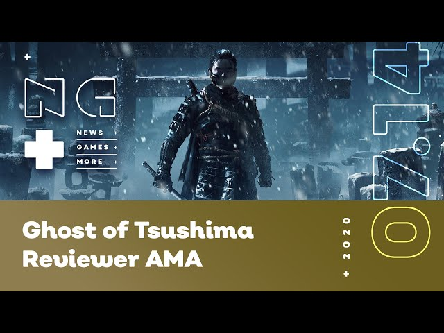 Ghost of Tsushima Reviewer AMA – IGN News Live – 07/14/2020