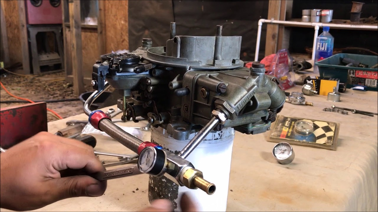 Holley 780 4 Barrel Carb Diagram Completed Wiring Diagrams Need A Or Picture Of How The Carburetor Adjustments Installation To Cfm 3310 1 Part 8 Adjustment