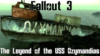 Fallout 3- The Legend of Point Lookout part 3- The USS Ozymandias