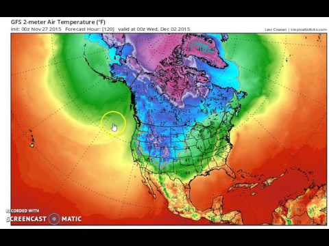 Average Temperature In New York 5 Degrees Above Normal