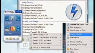 Daemon Tools Lite 4.30.1 serial key