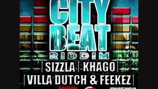 VILLA DUTCH & FEEKEZ - BETTER WORLD (CITY BEAT RIDDIM) FEBRUARY 2012