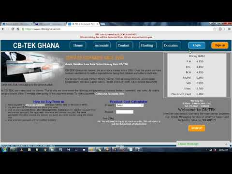 Buy Bitcoin In Ghana