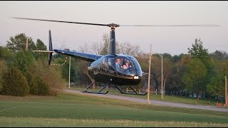 Taking A Helicopter To Prom