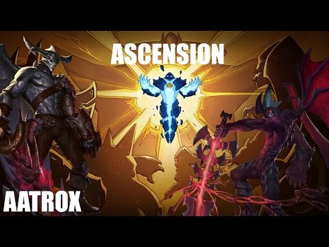 "Ascension #1 ""Aatrox"" League of Legends (No Comment) Gameplay"