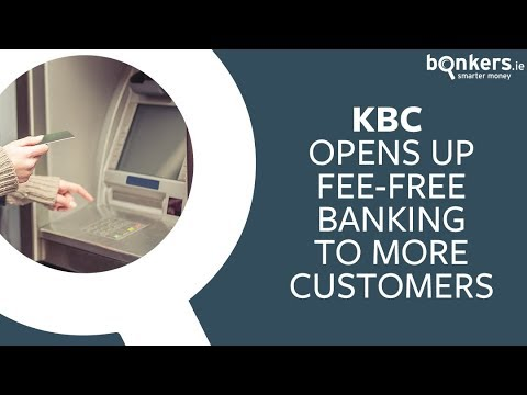 KBC to make it easier for customers to qualify for free
