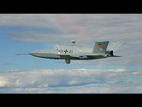 Eads Barracuda Test Flight Youtube