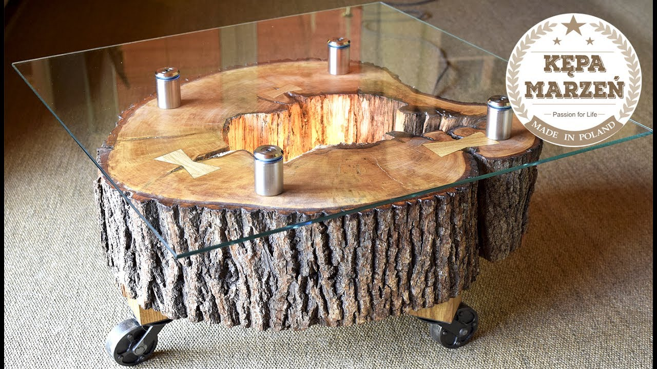 Stolik Kawowy Grand Canyon Coffee Table