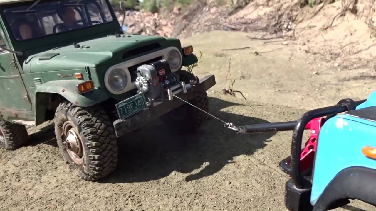 hight resolution of rc4wd warn 8274 1 10 scale winch rc4ze0075 rock crawlers hobbytown