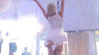 Свадебный танец  Глеба и Алины. Action Love