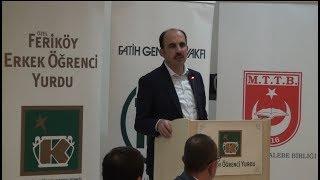 Sahur Programı   Konya Büyükşehir Belediye Başkanı Uğur İbrahim Altay'ın Katılımlarıyla