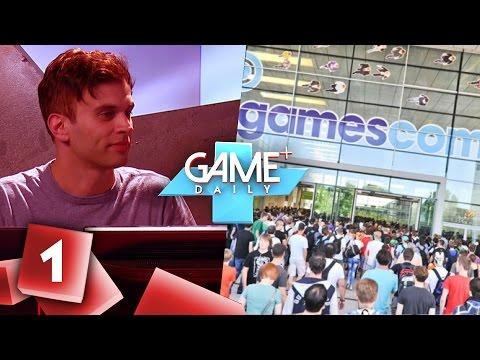 [1/4] gamescom 2016-Vorschau: Bethesda, 2K, EA, Sony, Activision | Game+ Daily | 15.08.2016
