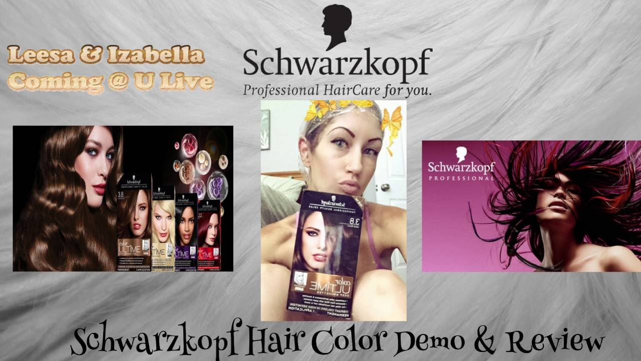 Review and demo of schwarzkopf color ultime hair color in 38 velvet review and demo of schwarzkopf color ultime hair color in 38 velvet brown on a pixie hair cut youtube geenschuldenfo Choice Image