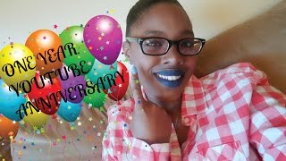 Chatting With Skyla | One Year Youtube Anniversary